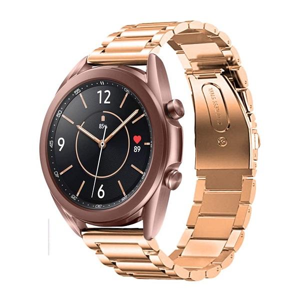 خرید بند فلزی ساعت هوشمند سامسونگ گلکسی واچ 3 مدل 41 میلی متر