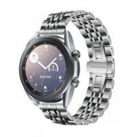 خرید بند فلزی طرح رولکس ساعت هوشمند سامسونگ گلکسی واچ 3 نسخه 41 میلی متر