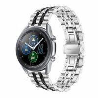 خرید بند فلزی طرح رولکس ساعت هوشمند سامسونگ گلکسی واچ 3 نسخه 45 میلی متر