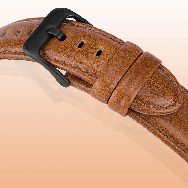 خرید بند چرمی ساعت هوشمند سامسونگ گلکسی واچ 42 میلیمتری