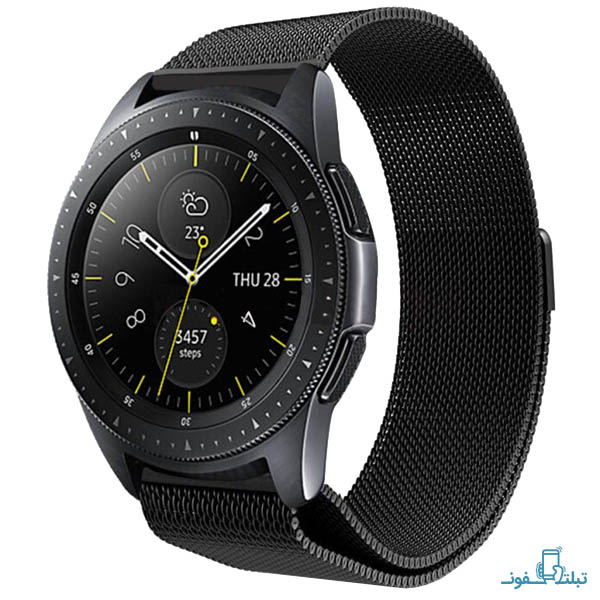 Samsung Galaxy Watch (42mm) Milanese Band-1-Buy-Price-Online