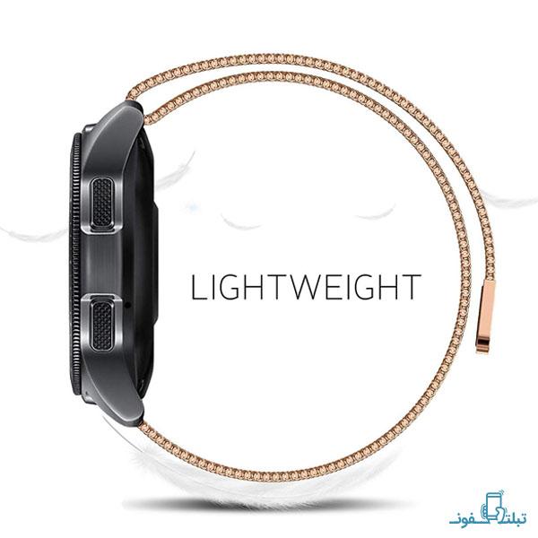 قیمت خرید بند توری فلزی ساعت هوشمند سامسونگ گلکسی واچ 42 میلی متر