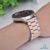 Samsung Galaxy Watch 46 mm Luxury Metal Band