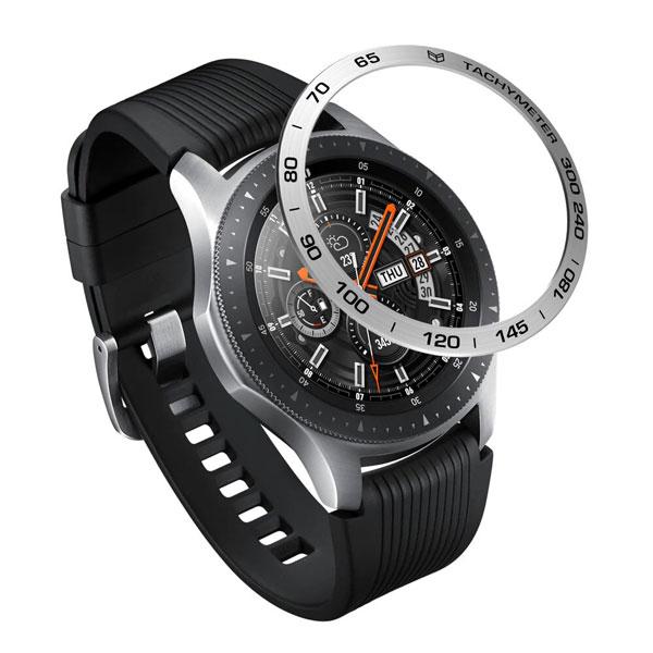 خرید محافظ فلزی بازل ساعت هوشمند سامسونگ گلکسی واچ 46 میلیمتر