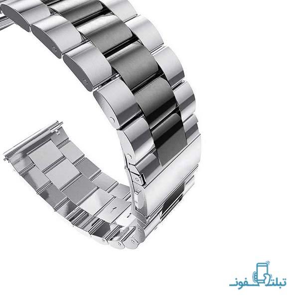بند فلزی دو رنگ ساعت هوشمند سامسونگ گلکسی واچ 46 میلی متر