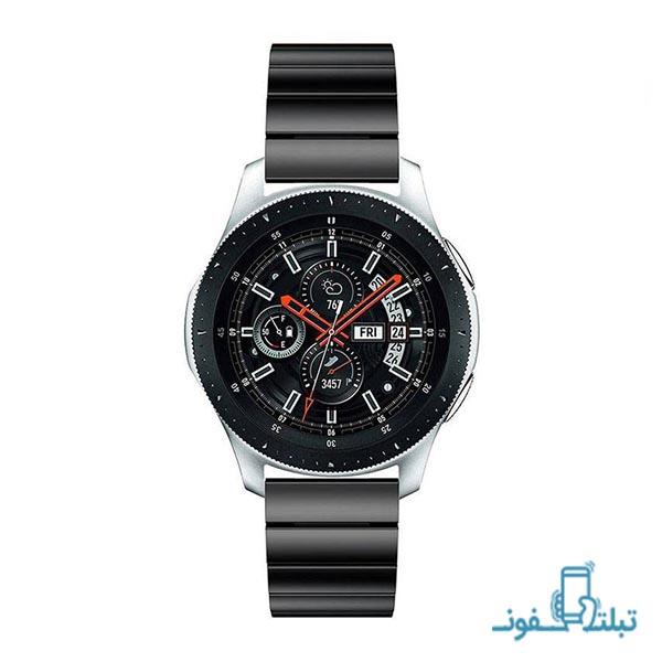 بند استیل ساعت هوشمند سامسونگ گلکسی واچ 46 میلیمتری