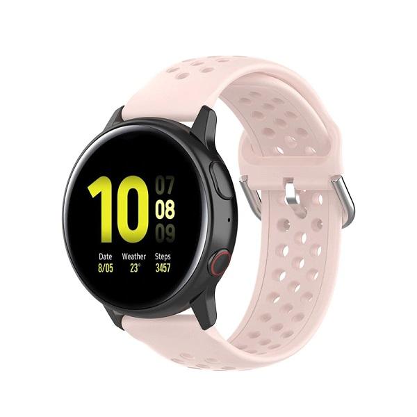 خرید بند طرح نایکی ساعت هوشمند سامسونگ گلکسی واچ اکتیو 2
