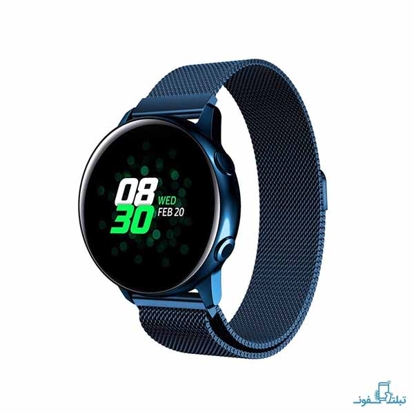 Samsung Galaxy Watch Active Milanese Band