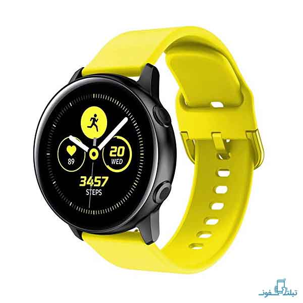 Samsung Galaxy Watch ActiveS Silicon Band-online-buy