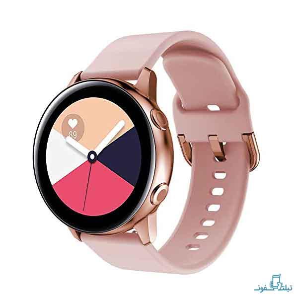 خرید بند سیلیکونی ساعت هوشمند سامسونگ گلکسی واچ اکتیو