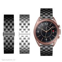 بند ساعت سامسونگ Galaxy Watch 3 41mm استیل Solid