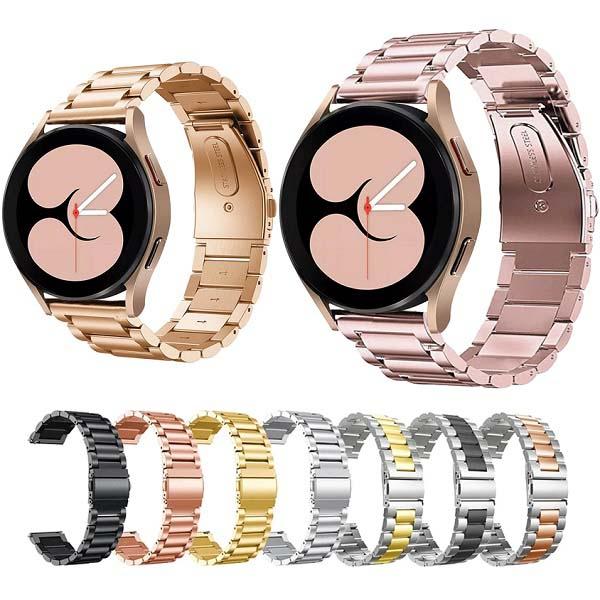 خرید بند فلزی ساعت هوشمند سامسونگ گلکسی واچ 4 مدل 40 میلی