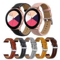 بند چرمی سامسونگ Galaxy Watch Active مدل Premium