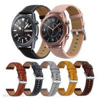 بند چرمی سامسونگ Galaxy Watch 3 41mm مدل Premium