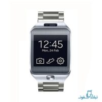 بند فلزی ساعت هوشمند سامسونگ گیر 2 مدل R380