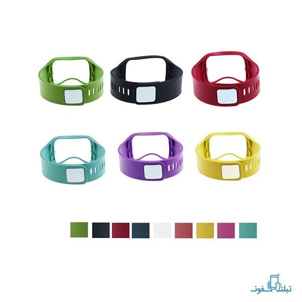 بند سیلیکونی ساعت هوشمند سامسونگ Gear S Sm-R750