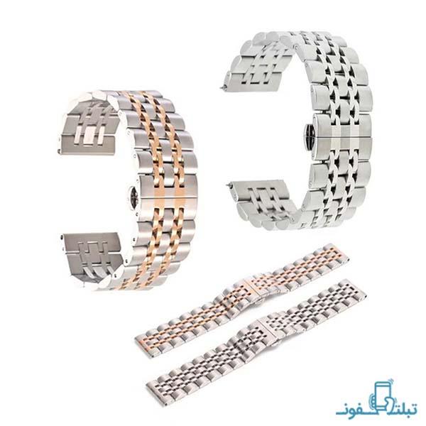 بند فلزی طرح رولکس ساعت هوشمند سامسونگ Gear S2 Classic