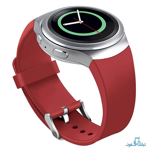 بند سیلیکونی ساعت هوشمند سامسونگ Gear S2 اسپورت
