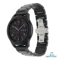 بند سرامیکی مات ساعت هوشمند سامسونگ Gear S3
