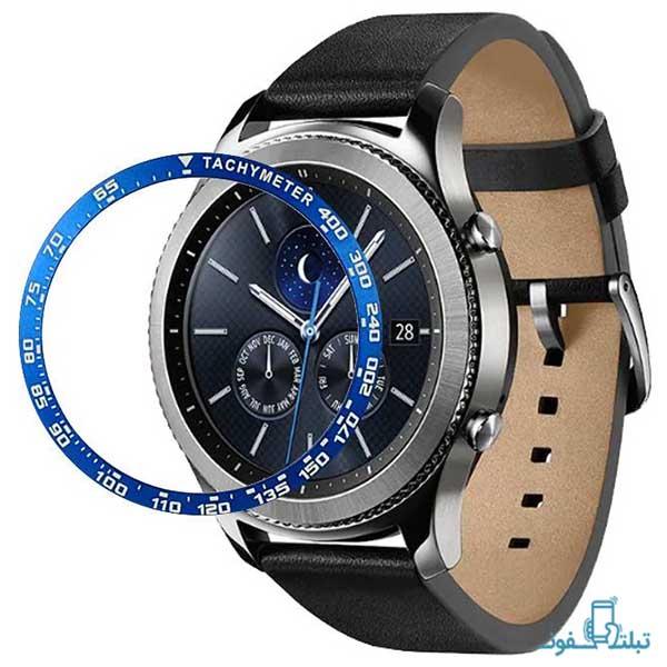 محافظ فلزی بازل ساعت هوشمند سامسونگ گیر S3 کلاسیک