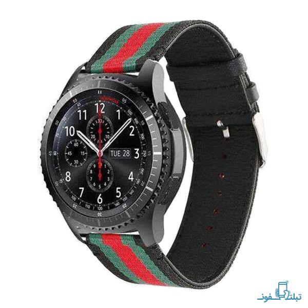 قیمت خرید بند چرمی اسپرت ساعت هوشمند سامسونگ Gear S3