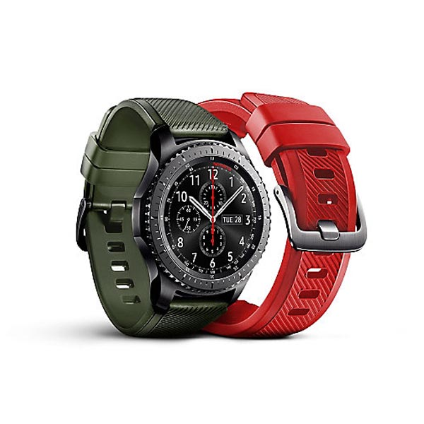 Samsung Gear S3 Silicon Band 1-Buy-Price-Online