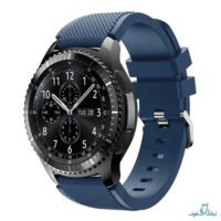خرید بند سیلیکونی ساعت سامسونگ gear s3 فرانتیر و کلاسیک