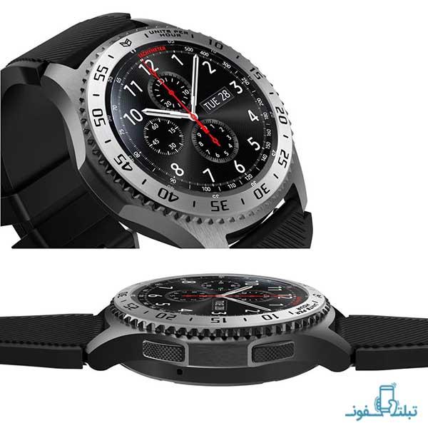 محافظ فلزی بازل ساعت هوشمند سامسونگ گیر S3 فرانتیر