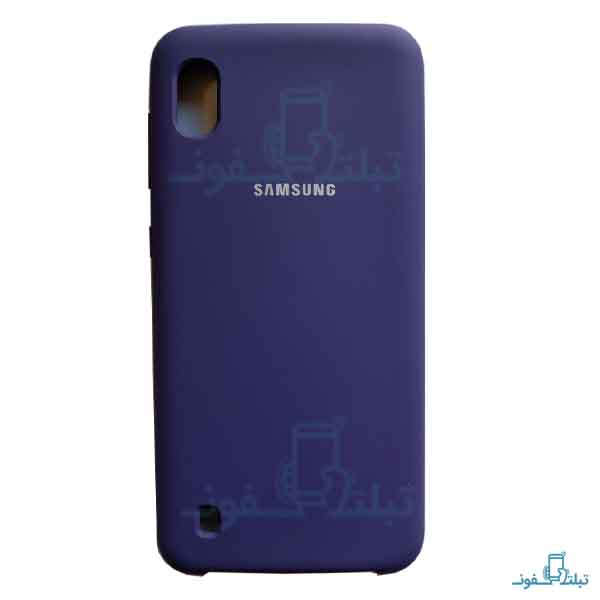 Samsung Silicone Cover For Galaxy A10-shop