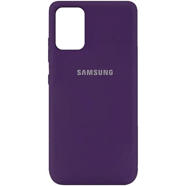 خرید کاور سیلیکونی گوشی موبایل سامسونگ گلکسی A52