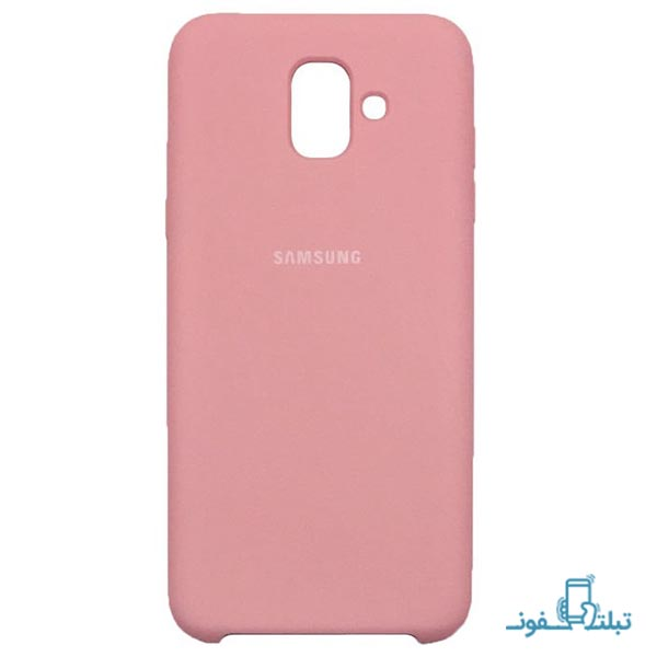 کاور سیلیکونی گوشی موبایل سامسونگ گلکسی A6 2018