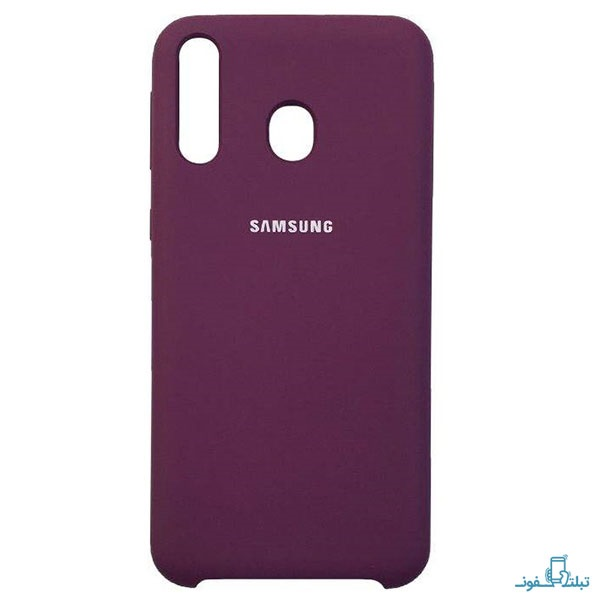 Samsung Silicone Cover For Galaxy A60-buy-online