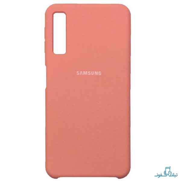 خرید قاب محافظ سیلیکونی گوشی سامسونگ Samsung Galaxy A7 2018