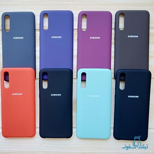 کاور سیلیکونی گوشی موبایل سامسونگ گلکسی A70
