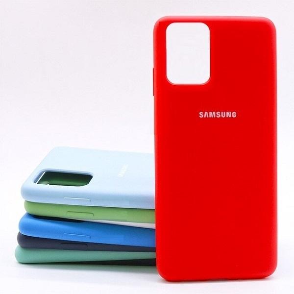 خرید کاور سیلیکونی گوشی موبایل سامسونگ گلکسی A72
