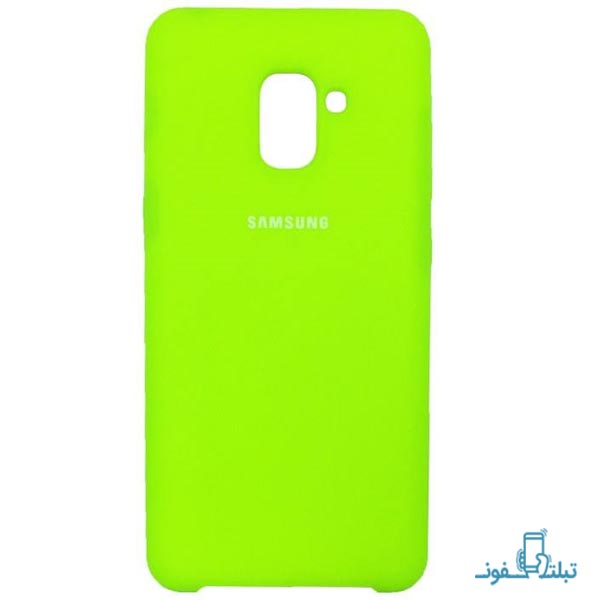 کاور سیلیکونی گوشی موبایل سامسونگ گلکسی A8 Plus 2018