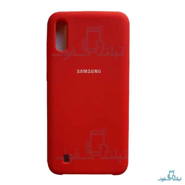 Samsung Silicone Cover For Galaxy M10-buy
