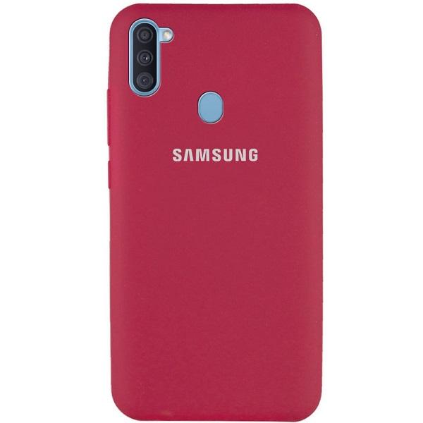 خرید کاور سیلیکونی گوشی موبایل سامسونگ گلکسی M11