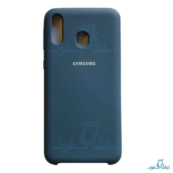 Samsung Silicone Cover For Galaxy M20-price