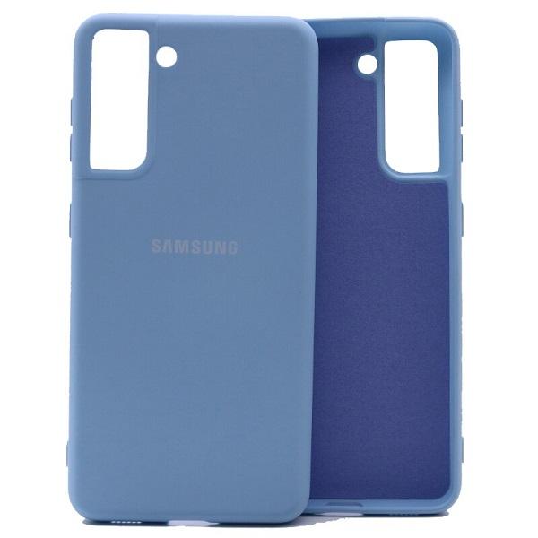 خرید کاور سیلیکونی گوشی موبایل سامسونگ گلکسی S21/S21 پلاس