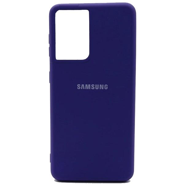 خرید کاور سیلیکونی گوشی موبایل سامسونگ گلکسی S21 الترا