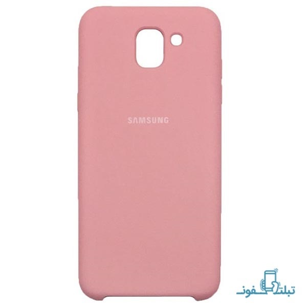 Samsung Silicone Cover For Galaxy j6 2018-price