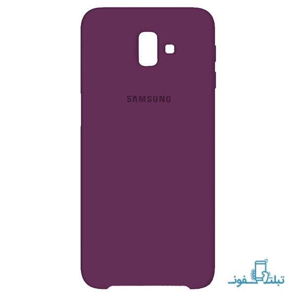 کاور سیلیکونی گوشی موبایل سامسونگ گلکسی J6 پلاس 2018
