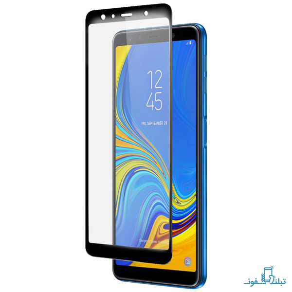 Samsung full glass a7 2018-Buy-Price-Online