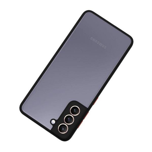 خرید قاب گوشی سامسونگ Galaxy S21 FE 5G مدل پشت مات