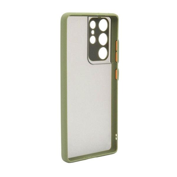خرید قاب گوشی سامسونگ Galaxy S21 Ultra مدل پشت مات