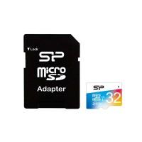 قیمت خرید کارت حافظه سلیکون پاور 32 گیگابایت همراه با آداپتور SD