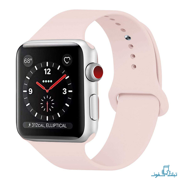 Silicone Band For 38mm Apple Watch-Buy-Price-Online