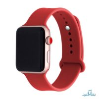 بند سیلسکونی 38mm ساعت هوشمند Apple Watch