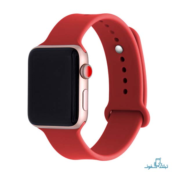 Silicone Band For 38mm Apple Watch-shop